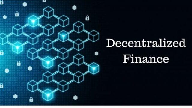 DecenterX – Decentralized Finance
